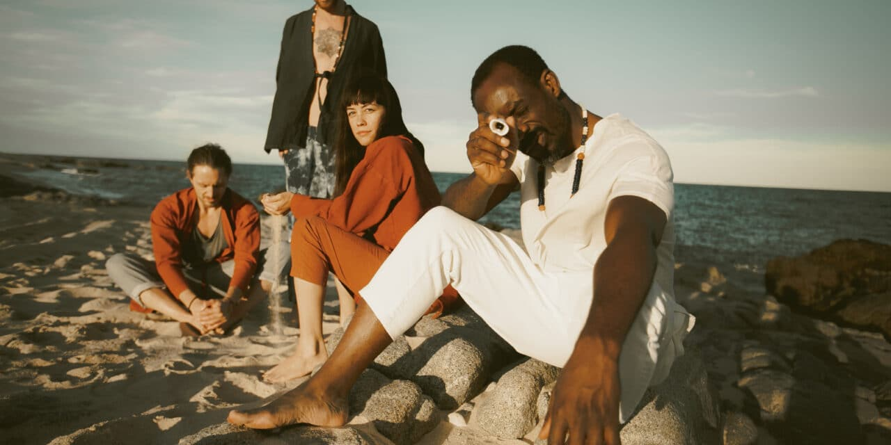 International Four-part Musical Hybrid Group 'Gone Gone Beyond' Drops Sophomore Independent Full-length Album 2030.
