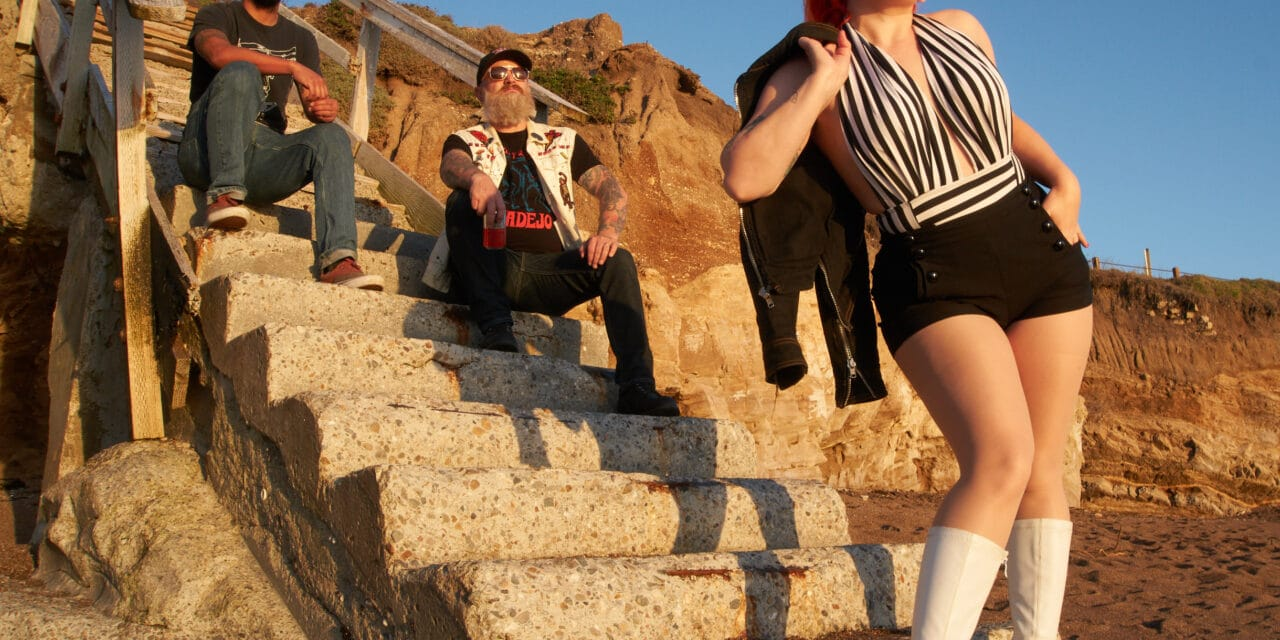 """HAYLEY AND THE CRUSHERS Release Vibrant Video For New Single """"Cul-de-Sac"""""""
