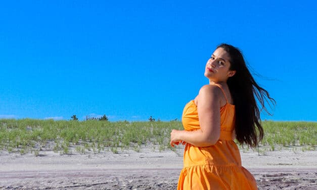 """New York City's famed Gina Naomi Baez Shows The Power of Inner Strength With New Single """"My Time"""""""