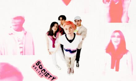 Valley Shakes Off The pressure For Today's Music Industry With New Single 'Society'