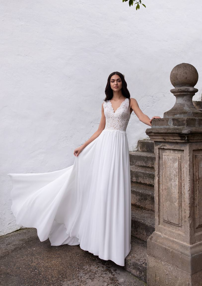 pronovias simplicity bridal