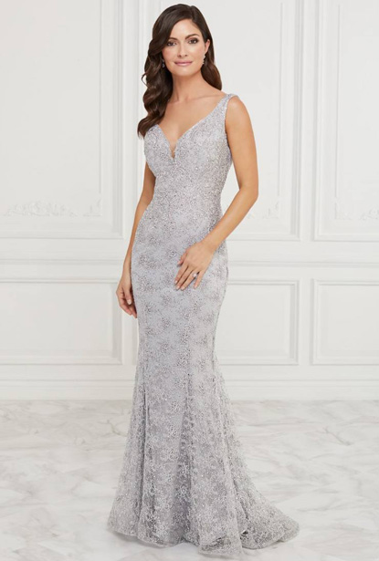 House of Wu Elegance Mother of Bride Gown