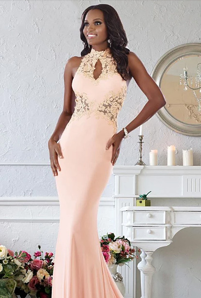 janique evening gown