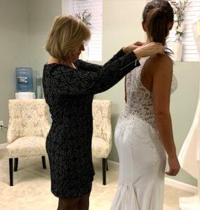 Petra Koziol Seamstress Simplicity Bridal