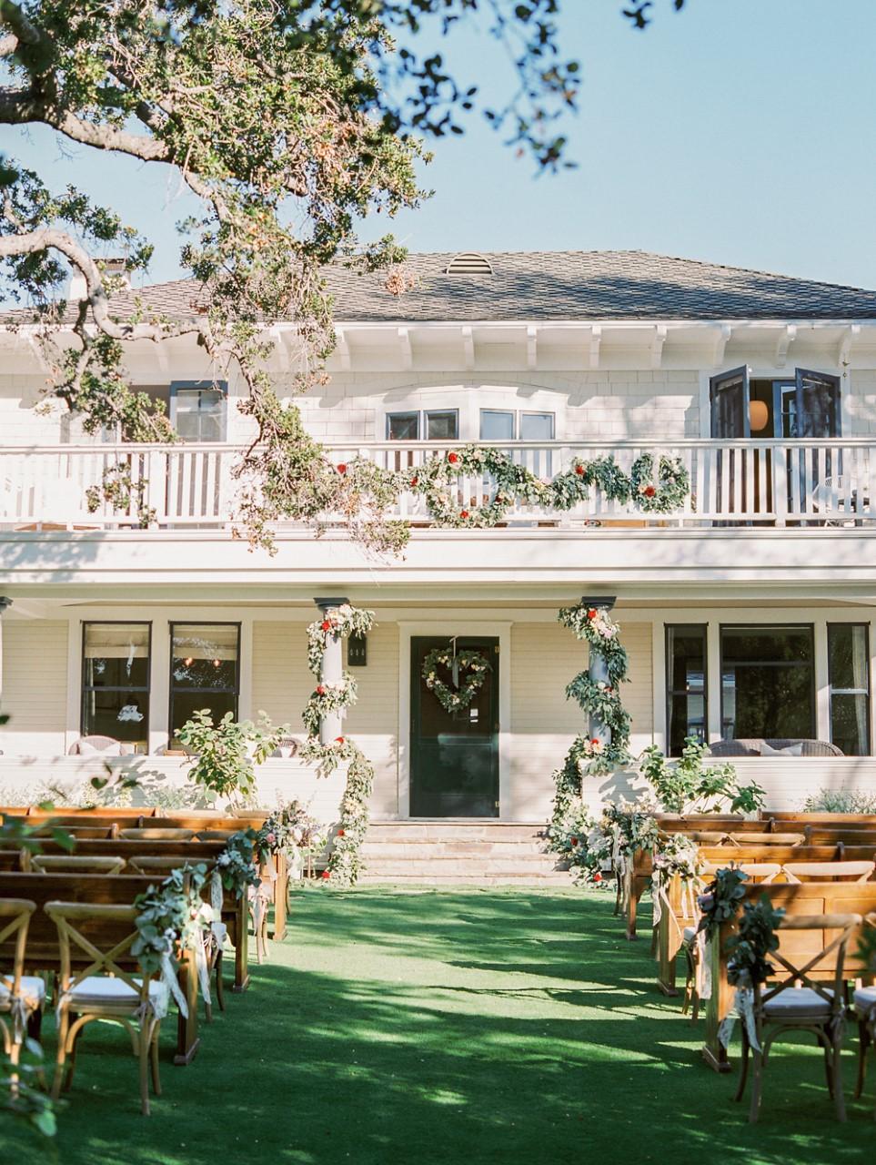 Backyard Weddings Simplicity Boutique Haddon Heights NJ