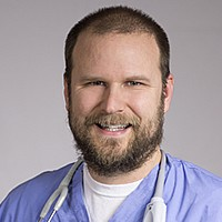 Thomas Baribeault, CRNA