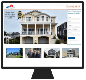 Zarrilli Homes Website