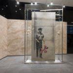 Banksy Artwork Saved, Preserved & on Display in Toronto