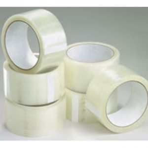 "2"" Clear Tape (Carton Sealing)"
