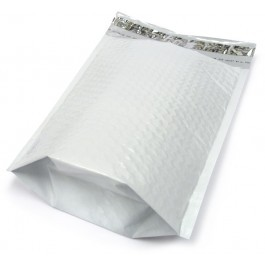 Gusseted Poly Bubble Mailers