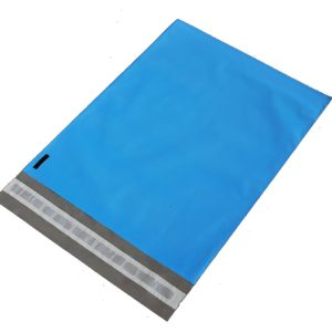 Blue Poly Mailers
