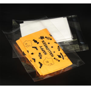 OPP Clear (Poly) Bags