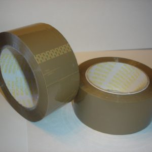 Tan Tape (Carton Sealing)