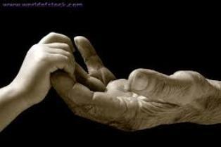 June and Aiden Hands