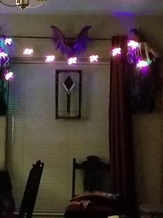 Creepy Skeleton Lights