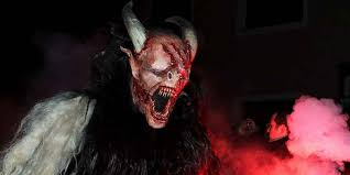 Demon head, mouth wide open, do supernatural beings exist?
