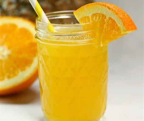 recipe for orange moonshine