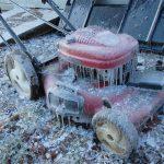 Frozen Lawnmower