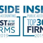 "Kassouf & Co. Named To ""Best of the Best"" and ""Top 300"" Firms By INSIDE Public Accounting"