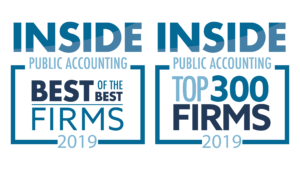 """Kassouf & Co. Named To """"Best of the Best"""" and """"Top 300"""" Firms By INSIDE Public Accounting"""