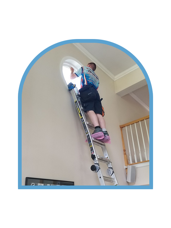 Window Cleaning Services in Massachusetts