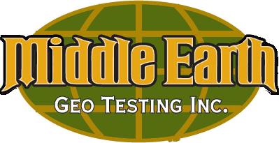 Middle Earth Geo Testing, Inc.