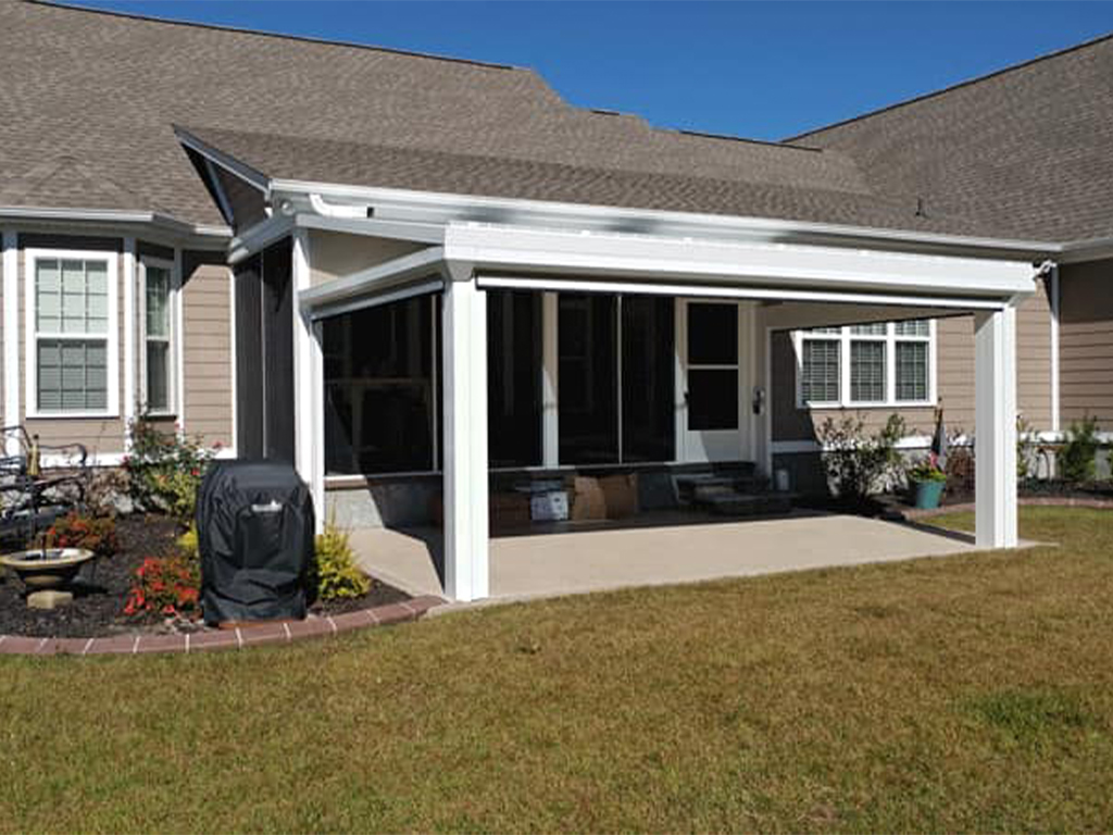 Patio Covers And Roofs Patriot Sunrooms Amp Home Solutions