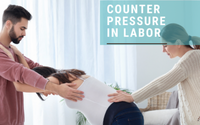 How to use Counter Pressure for pain management in labor