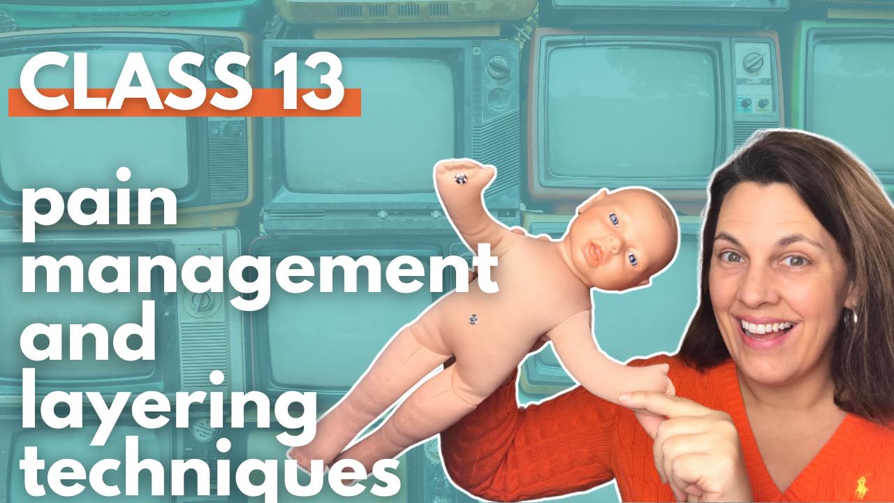 Online Childbirth Class 13