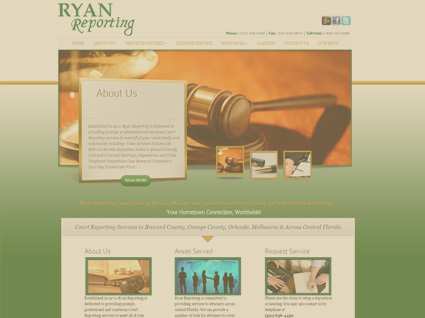 Ryan Reporting