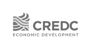 Economic development of Clark county logo.