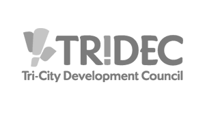 Tri-City Development Council Logo.