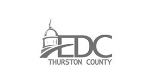 EDC Thurston county logo.