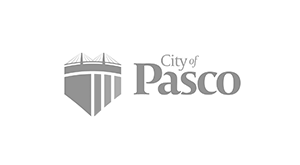 City of Pasco logo.