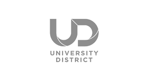 University District logo.