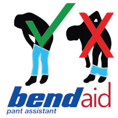 Bend-aid