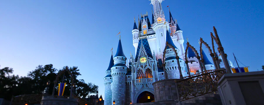 Cinderella's Castle at the Walt Disney World Resort's Magic Kingdom   Book your dream Disney vacation with Main Street Magic, LLC., a no-fee travel agency specializing in Disney vacation planning   Authorized Disney Vacation Planner