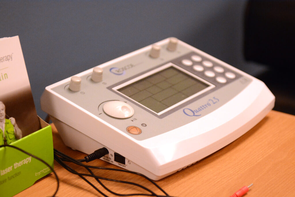 Electrical Stimulation Muscle Therapy