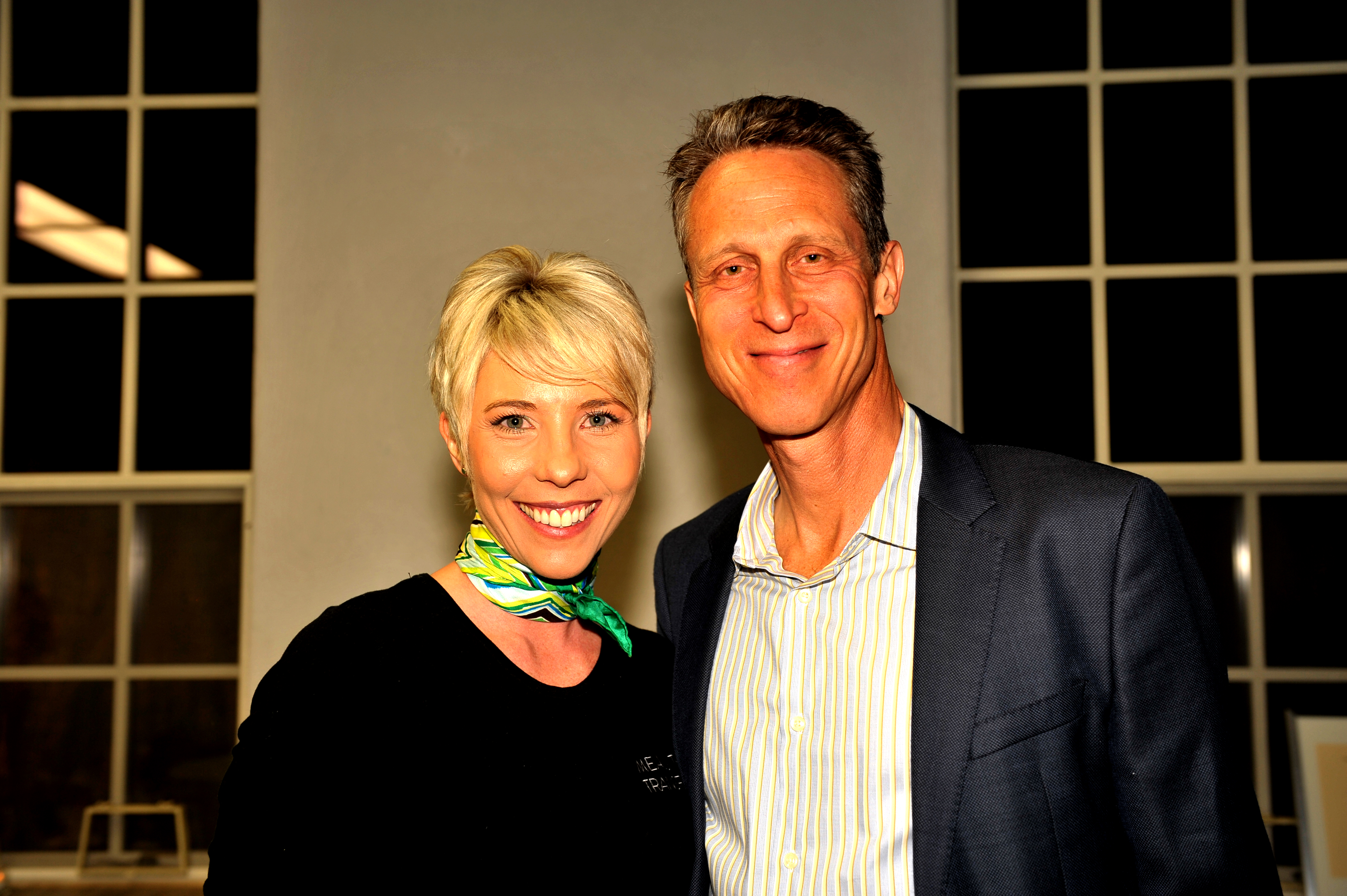 Meals that Transform, Angela and Dr. Hyman