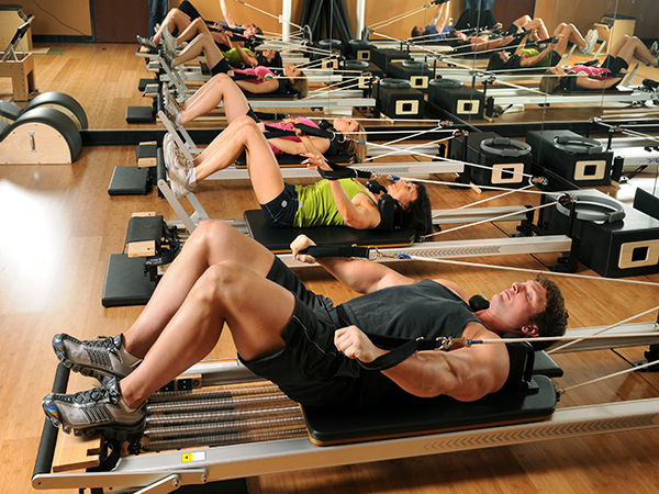 Transform Your Life with Reformer Pilates
