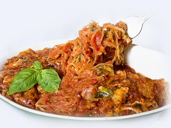 Fit Spaghetti Squash Casserole Recipe