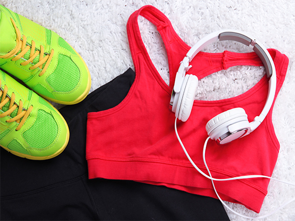 How to be Fashionably Fit