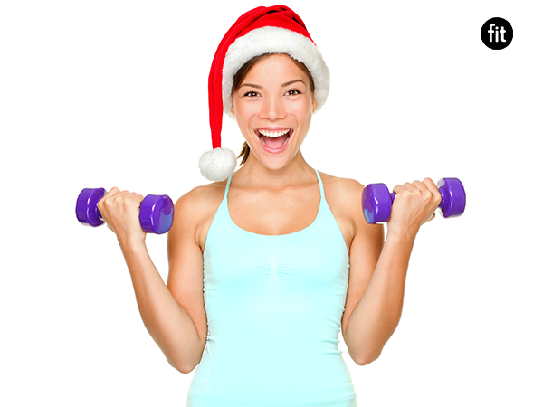 Quick Tips to Stay FIT During the Holidays