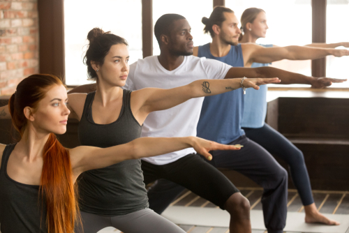 The Hottest Hot Yoga Benefits that Will Warm up Your Body, Soul and Mind