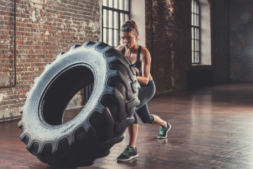How often should you go to the gym to see results