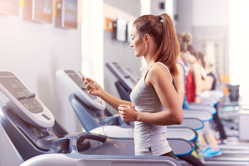 Can you lose belly fat by running on a treadmill
