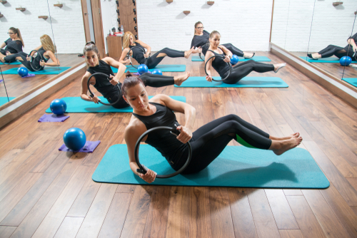 What are the six principles of Pilates
