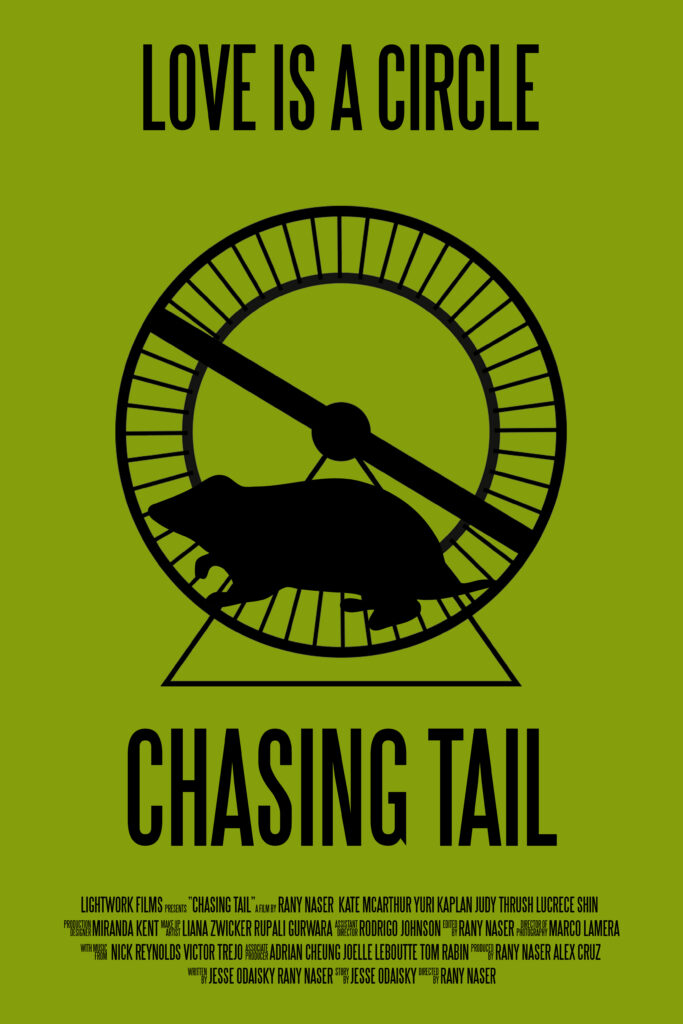 Chasing Tail Poster