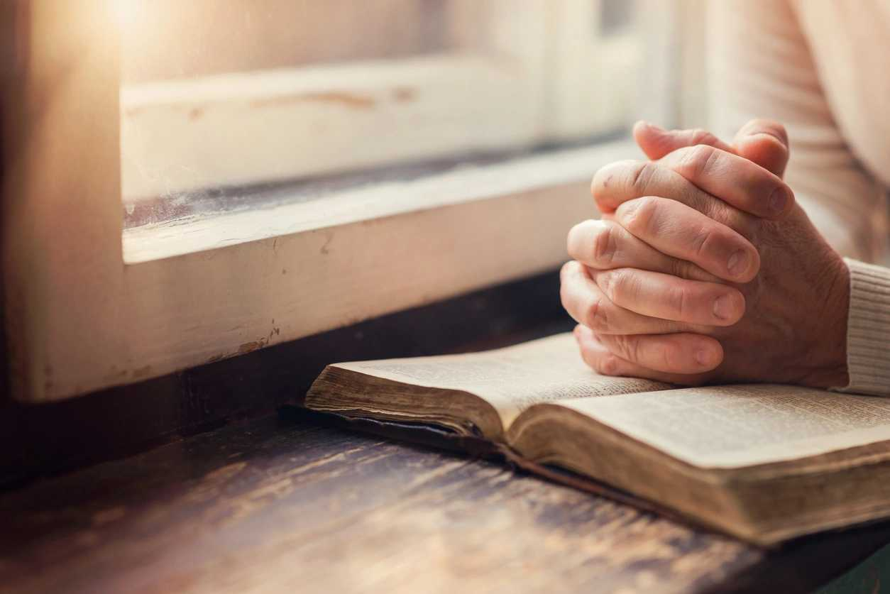 Prayer and Bible Reading