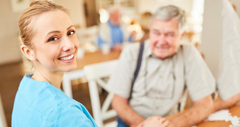 find a caregiver